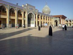 Shiraz: Mausoleo Shah-e Chareg
