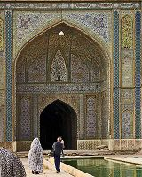Shiraz: Masdjed-e Vakil
