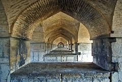 Isfahan: Ponte Siosepol