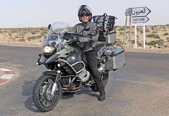 Tarfaya: strada per Laayoune
