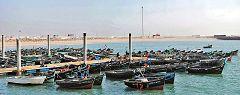 Tarfaya: il porto