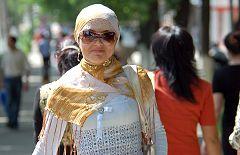 Taskent: viste al parco