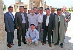 Taskent: visi turkmeni