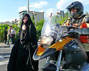 Teheran: Brunò e . . .
