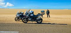 On the road - verso Dakhla