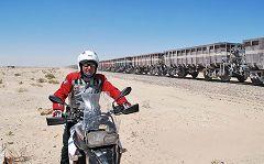 Nouadhibou: treno