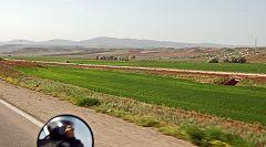 Turchia centrale: paesaggio