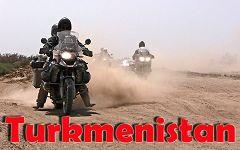 Turkmenistan: inizio proiezione