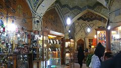 Vakil Bazaar di Shiraz