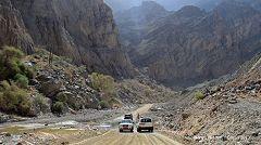 Wadi Bani Auf (Snake Canyon)