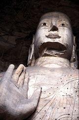 Le grotte di Yungang