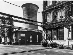 Bicocca: Torre di raffreddamento
