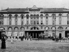Stazione in Piazza Cadorna