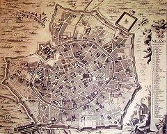 Cerchia dei Bastioni - Area C