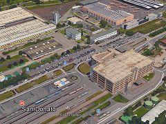 Parcheggio San Donato Emilia