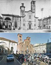 Piazza San Sepolcro
