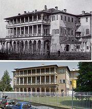 Via Stilicone: Villa Simonetta
