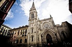 Catedral de Santiago e Casco Antiguo