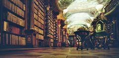 La Biblioteca del Clementinum