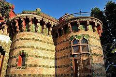 Capricho de Gaudì (Comillas)