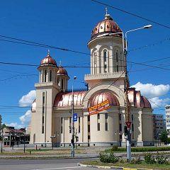 Braila: cattedrale