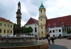 Bratislava: Hlavné námestie
