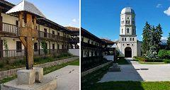 Cocos: monastero