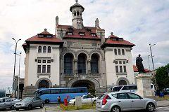 Constanta: museo di Storia e Archeologia