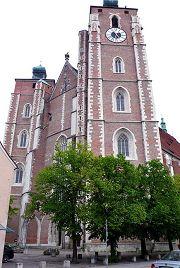 Ingolstadt: cattedrale