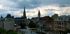 Novi Sad: panorama