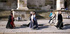 Ratisbona: passeggio