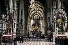 Vienna: cattedrale