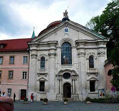 Weltenburg: abazia