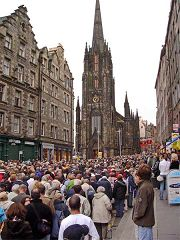 Edimburgo: Royal Mile