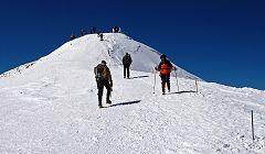 Elbrus: cima