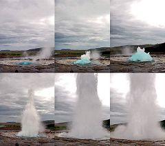 Geysir - Strokkur geyser