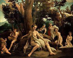Gemäldegalerie, Correggio