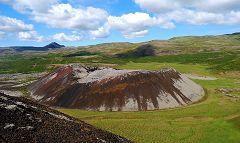 Grábrók: vulcano