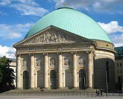 Cattedrale di St Hedwigs
