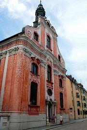 Ingolstadt: Asamkirche
