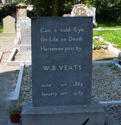 Drumcliffe: tomba di Yaters