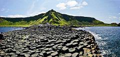 Giant's Causeway: l'alveare