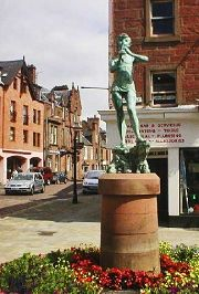 Kirriemuir: Peter Pan
