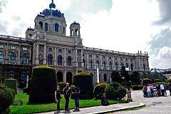 Vienna: museo di storia dell'arte