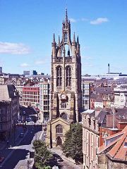 Newcastle upon Tyne: cattedrale
