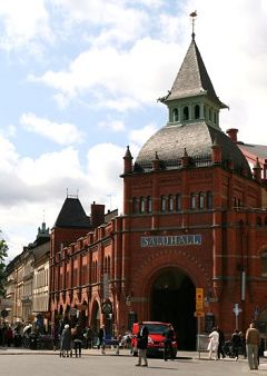 Östermalm Food Hall