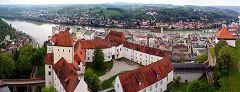 Passau: Veste Oberhaus