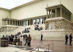 L'Altare di Zeus (Pergamon Museum)