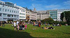 Reykjavík: parco