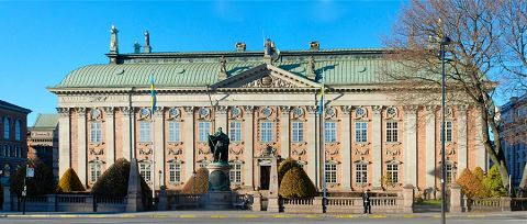 Riddarhuset (House of Nobility)